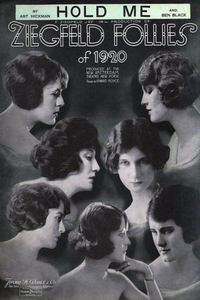 hoodoothatvoodoo:  Ziegfeld Follies of 1920