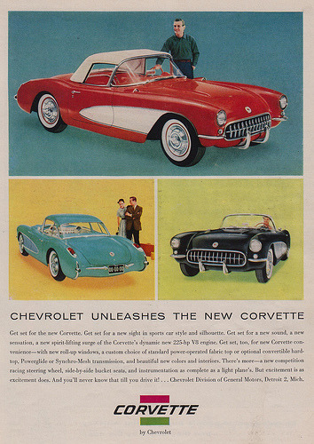 Chevrolet Unleashes The New Corvette (by What Makes The Pie Shops Tick?)