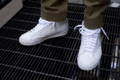 White sneakers for spring/summer