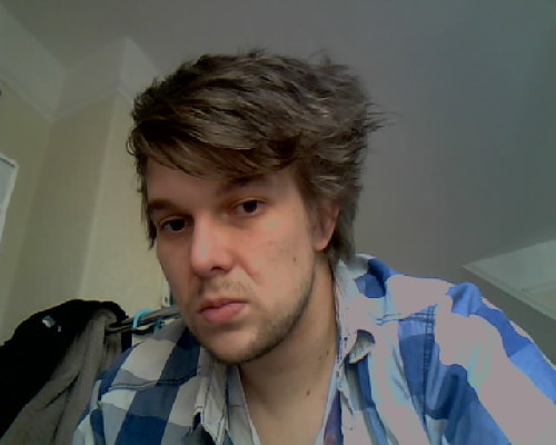 Shall I shave or not? Unsure if I like bearded Owain. Off out to take photos with Polly (surprise surprise), not posted much for the last few days as I have actually had a life! SHOCKER