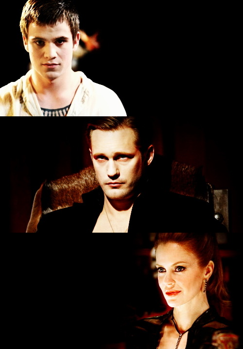 3 Generations of Fabulous Vampires…