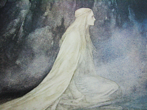 mouthoftheforest:  Alan Lee