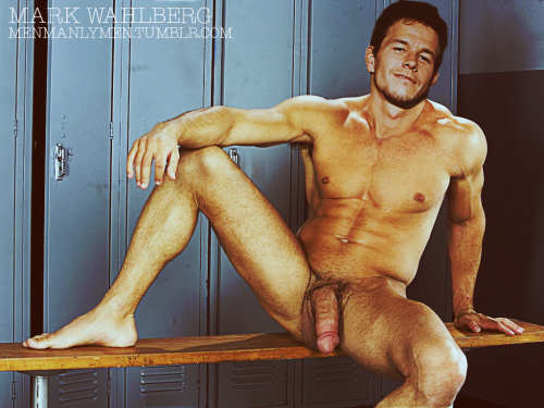 Mark Wahlberg will forever be my ultimate wet dream. Beefy, manly, not to mention gorgeous? Yup, pretty much your typical Manly Man.