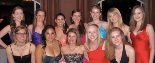 Sapphire Ball, KKΓ formal 2011!From Top Left: Emilyanne, Amanda, Alda, Lisa, Caroline, Holly, KelseyFrom Bottom Left: Jana, Lauren, Me, Sydney, Ginger