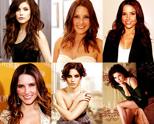 favorite fifty ladies (in alphabetical order) | sophia bush