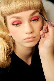 Spring 2011 Makeup trend BOLD, INTENSE, BRIGHT is all in this spring. Spice up your favorite spring/summer outfit with a pop of fabulous colors to get a straight off the runway look.