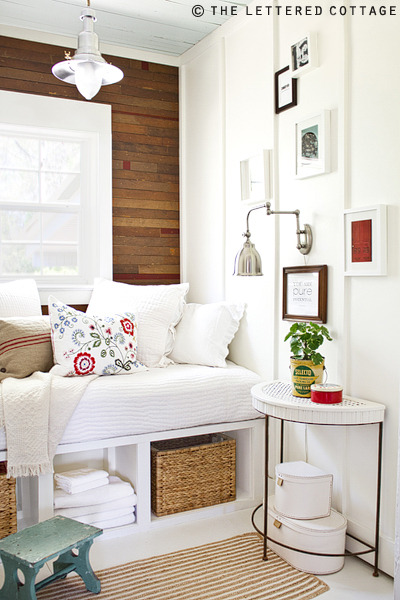 (via Reading Room Redo — The Lettered Cottage)