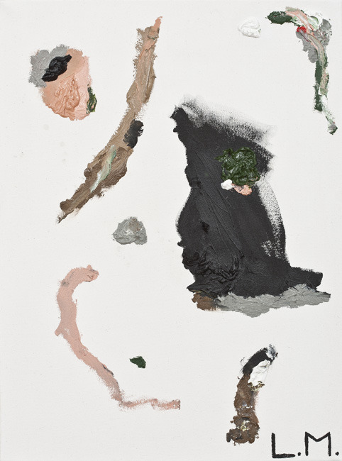 "Landon Metz Untitled2011 18""x24"" (via nycompendium)"