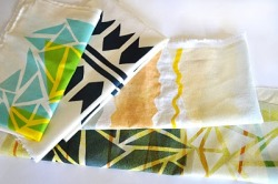 DIY fabric printing…another fun summer project idea.  I'm really getting a long list of these…hopefully I'll have time to do them between classes and a job.
