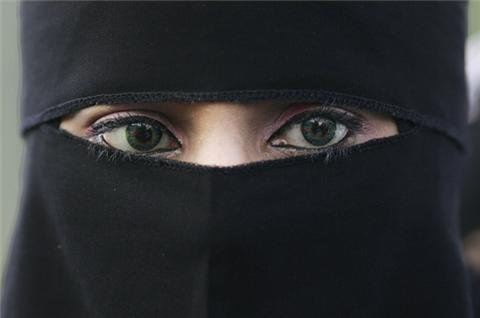 aljazeera:  French face veil ban comes into force. Protests planned as controversial law banning women from wearing niqab or burqa in public is implemented.  At least two women have been detained in France while wearing Islamic  veils across their faces, after a law banning the garment in public  came into force. Police said they were held not because of their veils but for joining an unauthorised protest against the ban. France is the first country in Europe to publicly ban a form of dress some Muslims regard as a religious duty. Anyone caught breaking the law will be liable to a fine of 150 euros (£133; $217) and a citizenship course. People forcing women to wear the veil face a much larger fine and a prison sentence of up to two years. It was not clear whether the women detained at the protest would also be fined for their veils. More