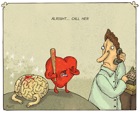 """Alright… Call her"" (por @albertomontt) #humor"