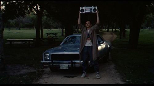 Why can't every man be Lloyd Dobler?