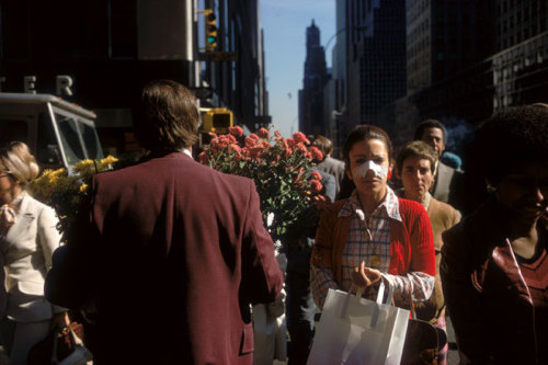 Joel Meyerowitz, Forty-second Street, New York, 1974