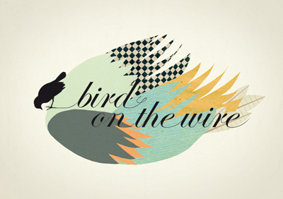 ma-chr:  Flyer pour Bird on the Wire
