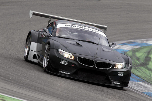carpr0n:  Raised on the track Starring: BMW Z4 GT3 (by GeeCeeEss)