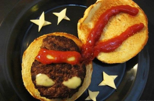illwillischillin:  Teenage mutant ninja burger