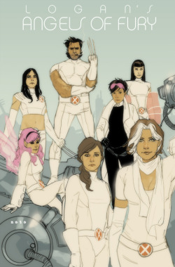 philnoto:  Logan's Angels of Fury