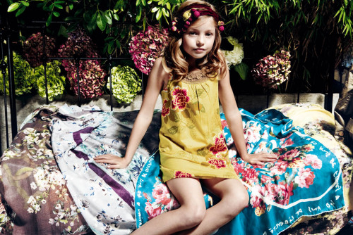 STYLE NEWS: S/S 2011 Kenzo Kids Collection
