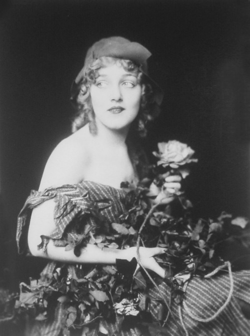 safetylast:  Mildred Davis Photo:  Alfred Cheney Johnston