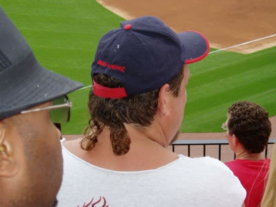 control those curls, rat tail!