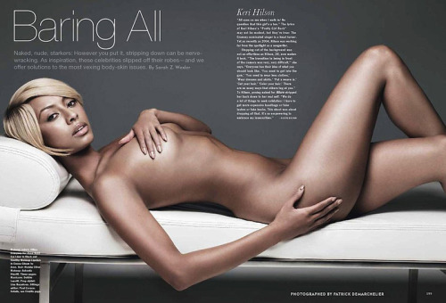 Keri Hilson naked? ..Yes Please!!