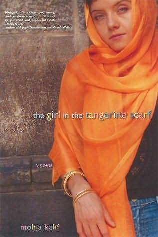"arabiyafatale:  The Girl in the Tangerine Scarf- Mohja Kahf A Muslim Feminist Novel I don't think I've ever resonated with a novel like I have with  The Girl in the Tangerine Scarf. Kahf eloquently writes a ""provocative"" bildungsroman novel through the eyes of Khadra Shamy and her American journey, that shifts through her stages of practicing Islam, and her muslim feminist awakening. Kahf delves into the Muslim community in America and abroad as she scales though religious, social, and political problems of the 1970's-1980's that still mirror the community and it's youth today.   A must read for muslims and non-muslims!"