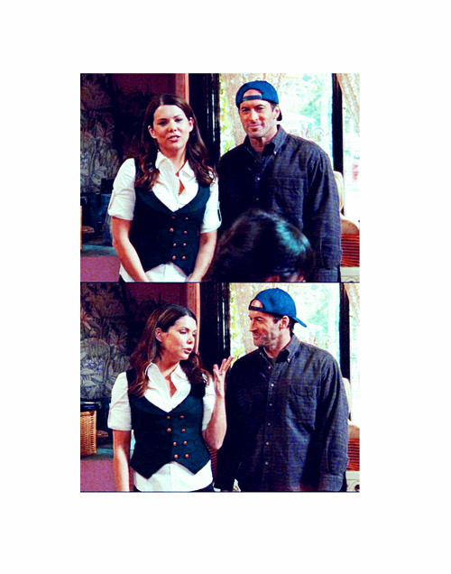 Luke and Lorelai OTP