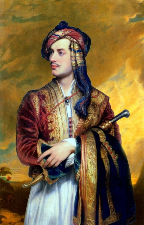 George Gordon, Lord Byron