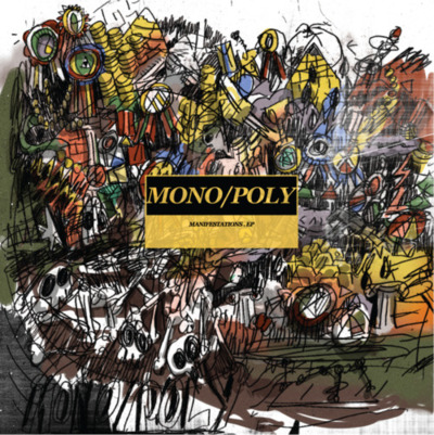 Mono/poly – Manifestations EP I'm glad he finally has a release!!! Been on this guy since listening to a bunch of his tracks in a sample in 2009 and ever since, i've just been finding myself wanting more of that glitch-riding beat stuff from LA that he does so well, no mess, just smooth sonic travels with his machines.  But this was back before i decided to (accidentally) lose all my music in my computer, arg, tough days, TOUGH DAYS. Just thinking about it gives me flashing nightmares on wheels and these wheels keep going on and on, like a bad synth-pop song you've overheard while just at the 7/11 buying cigarettes and it's stuck as Nosferatu but in your mind, the worst! To fast-forward to today, i can only say that everytime that happens (i hope never, NEVER again) it calls for a fresh start and with that, i have been grateful! Now, on to this swanky, spanking new shiz! MONO/POLY Manifestations EP BF016 1. Manifestations 2. Forest Dark 3. Glow 4. Needs Deodorant 5. Toe Jam 6. Punch The Troll In The Neck 7. Vibrations (Alternate) Buy your music!