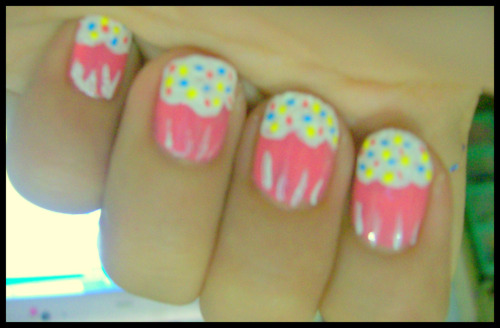 Inspired by #fuckyeahprettynails ;)) <3
