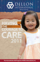 "Will you have the courage to care for an orphan?  Do you know how many caring adults it takes to make a lifelong difference for an orphan.  One!  I am honored to be helping Dillon International raise money for their humanitarian aid division, orphanCARE International, thru our Run for the Children 5k Run and 1k Fun Run to be held in Tulsa, OK on July 16th.  I have a deep heartfelt and strong connection to Dillon as they helped my husband and I bring home our two boys.  I know that money raised in the past had a direct impact on my sons young lives and I am forever grateful.  These sweet children, located across the world, depend on us for basic necessities and my hope is also that they somehow know that there are people in this world that love them and that they are NOT forgotten. If you are in the Tulsa area we would love to have you come participate in the run.  IF, you are not in Tulsa, please consider making a donation or participate as a ""spirit runner"".  Lastly, if you or someone you know would like to make a corporate sponsorship, please let us know as we are continuing to look for sponsors.  Thank you.  I've posted links below to help you find our more about our run and the organization. www.facebook.com/runforthechildren www.orphancareintl.org www.dillonadopt.com"