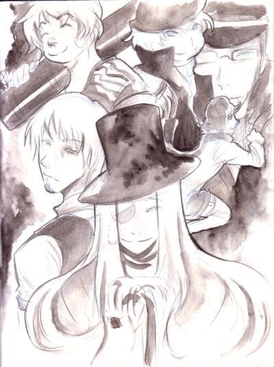 Idée de compo à 6 personnages ? Tumblr_ljjxt27wHp1qg0hk7o1_400