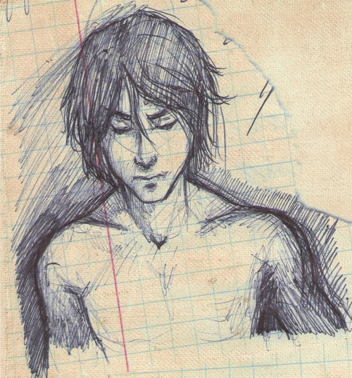 viria:  ummm….Sirius? and old OLD crap I did in my notebook,just had a chance to scan it.
