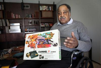 RIP Jerry Lawson - Creator of Channel F Jerry Lawson, the creator of the first cartridge-based video game console, the Fairchild Channel F, passed away Saturday of unknown causes, according to a post on the Vintage Computing & Gaming blog. He was 70.Born in Queens, New York, Lawson became one of the few African American engineers in the Silicon Valley area at that time, moving there in 1968 to work at PRD Electronics. Lawson was the only African American member of Silicon Valley's Homebrew Computer Club, which also included Apple founders Steve Jobs and Steve Wozniak.