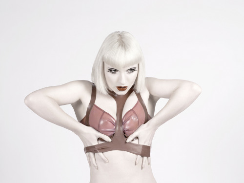 Photography: Catherine Day MUA: Tabitha Adams Latex: HMS Latex Model: Ruby True