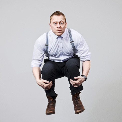 "If you are interested in Reykjavík's rather odd mayor, Jón Gnarr, check out this post from ""Iceland that wants to be your friend"". Check out in particular his rather controversial speech at the Reykjavík Fashion Festival. icelandwantstobeyourfriend:  Halló. This is a picture of one of my people, taken by my friends at the Reykjavík Grapevine. He is called Jón Gnarr. He used to be a pönk, but now he is the mayor of my Reykjavík. (That is as it should be.) When some humans who like to wear nice clothes met there a few days ago to look at nice clothes, he told them a story. My friend Capra, who writes good letters, also sent a letter to him. (She likes to send letters to other humans.) If you are not very busy, you can read it. Bless bless,- Iceland"