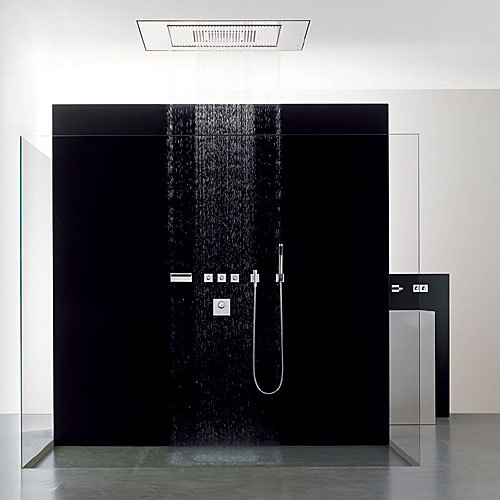andrewharlow:  Symetrics bathroom design by Dornbracht.