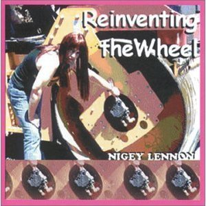 "Composer, guitarist, and writer Nigey Lennon is donating a copy of her CD, ""Reinventing the Wheel."" She has worked with Frank Zappa, John Tabacco, Candy Zappa, and Ed Palermo."