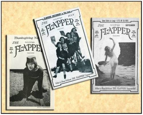 Learn some Flapper slang with the 1922 Flapper dictionary
