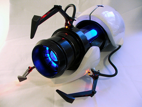 fuckyeahvideogameconceptart:  what the fuck is this. portal gun night light? Plz can i has?  tasdfghjk ok need this is my life