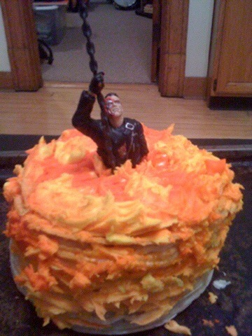 judgement cake