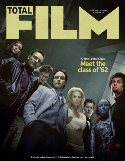 Total Film Issue 180 Subscribers Cover - Issue 180 on sale Thursday 14 April…