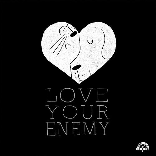 Love Your Enemy (by ILoveDoodle)