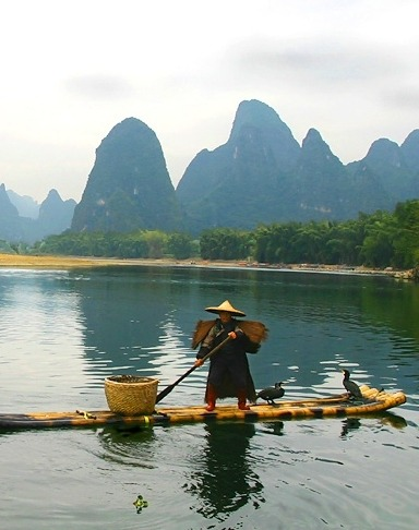 123 places to visit  #120: Yangshuo, China