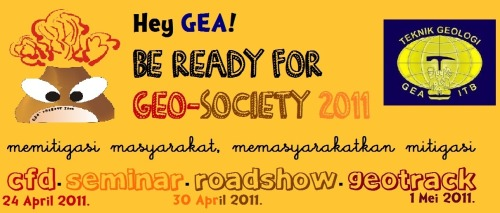 ARE YOU READY FOR GEO-SOCIETY 2011???