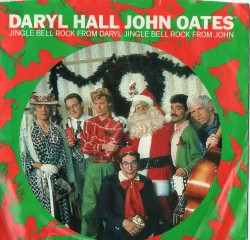 Album: Jingle Bell Rock from Daryl, Jingle Bell Rock from JohnArtist: Daryl Hall and John OatesYear: