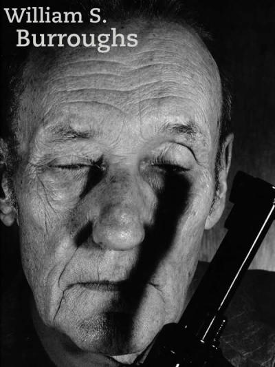 kindlewallpapers:  William S. Burroughs Thanks to pleatedzombus