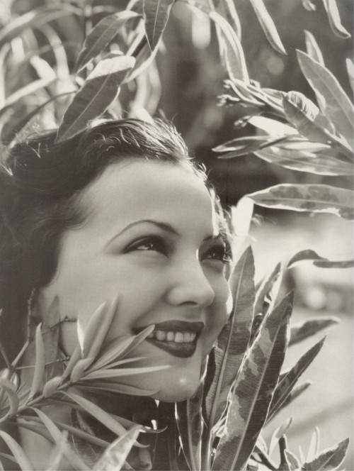 Sylvia Sidney, 1930s. She suffered so much in her films, it's lovely to see her smile.