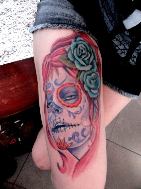 My Catrina ;D hope you like