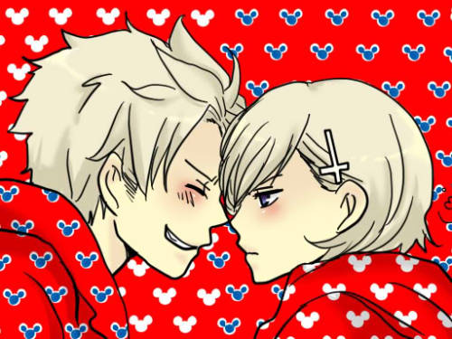 Denmark and Norway love~ YESH